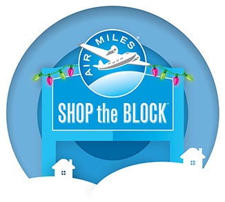 AirMiles Logo - Shop The Block