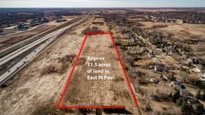East St Paul Development Land. Fantastic Investment Opportunity! For Those with Vision and a Solid Plan.
