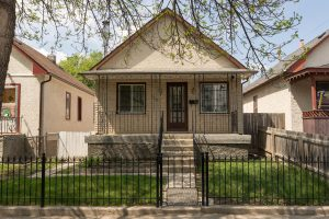 Cute, Charming & Solid West End 3 Bdrm Bungalow with 1.5 Baths, Rec Rm and 2 Garages