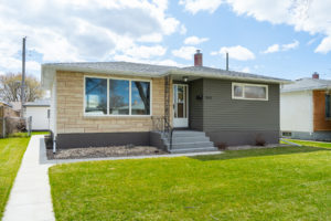 East Kildonan – Outstanding 2 Bedroom Bungalow w/Updates! Finished Rec Rm and Garage!