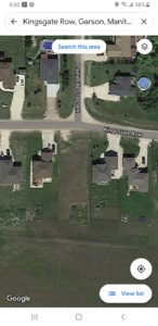 Discover GARSON,MB Amazing Price! Bring Your Dream Home to Life! BUILD Your Custom 3BD 2 Bath Bungalow!